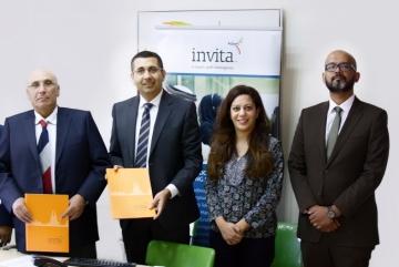 Invita Inks Deal with Al Kindi Specialised Hospital