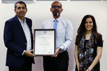 Invita Upgrades its ISO Standard