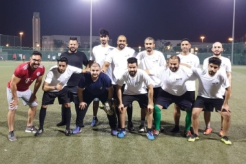 Team Invita Wins 1st Place in Football Match