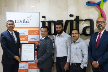 Invita Increases Security of Services with PCI-DSS Compliance
